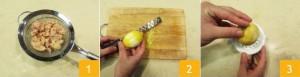 паста с риба тон и лимон